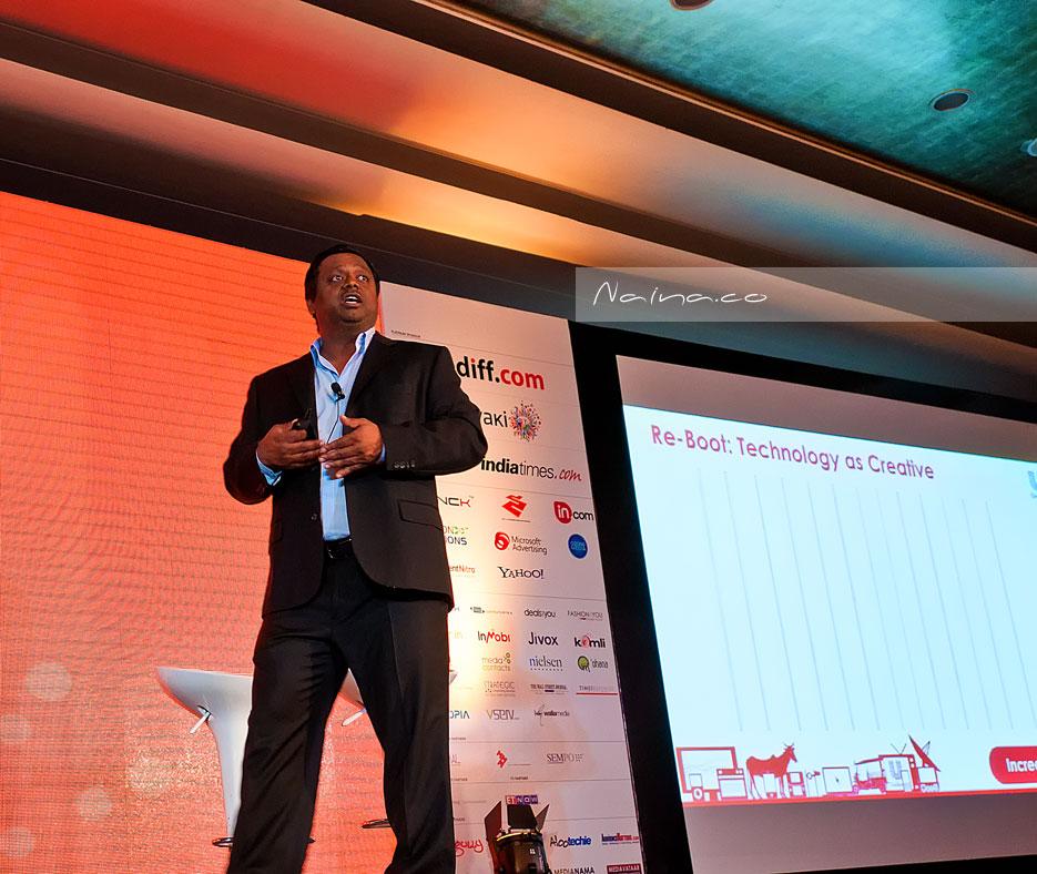 Keynote Babs Rangaiah Adtech New Delhi