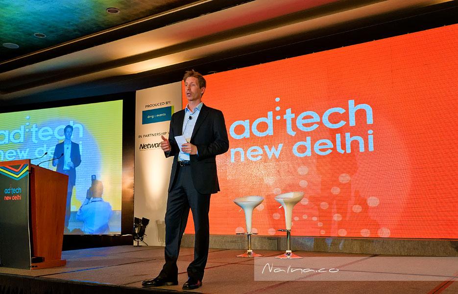 David Fischer Adtech New Delhi