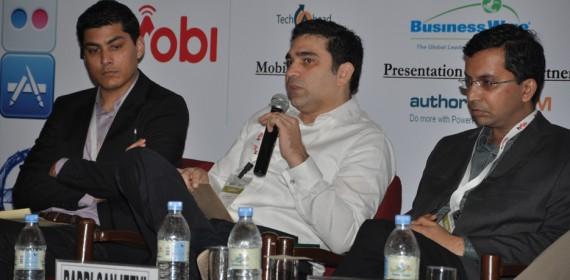 Siddharth Lal at India Digital Forum